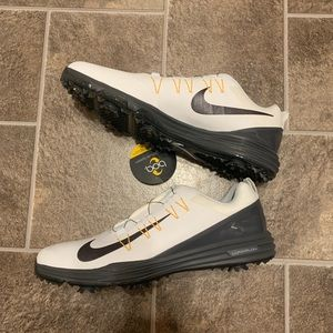 Nike Lunar Command 2 BOA Golf Shoes Cleats